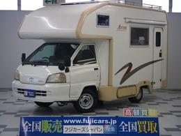トヨタ タウンエーストラック バンテック アトム FFヒーター 充電器 ツインサブバッテリー