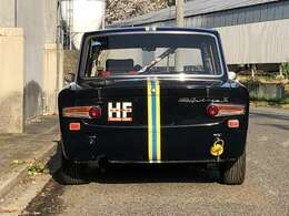 FIA傘下イタリアACI主催のHILLCLIMB、RALLYにGr.2で実走していた競技車両です。