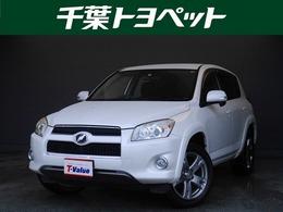 トヨタ RAV4 2.4 スタイル Sパッケージ 4WD メモリーナビ搭載