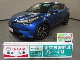 トヨタ C-HR ハイブリッド 1.8 G メモリ-ナビ LED バックモニタ-
