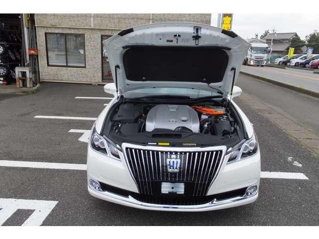 V型6気筒DOHC+モーター(無鉛プレミアムガソリン) 【お問合せは無料通話 0066-9711-358442】まで(^^)/