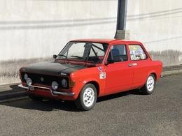 フィアット 128 Rally