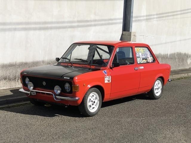 イタリアACI主催ヒルクライム、ラリーGr.1実走車です。