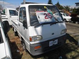 スバル サンバートラック サンバートラック 4WD 660cc