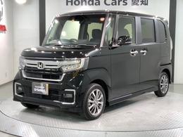 ホンダ N-BOX カスタム 660 L 新車保証 禁煙試乗車 純正ナビ Rカメラ