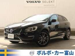 ボルボ V60クロスカントリー T5 AWD SE 4WD 認定 本革 ACC 純正HDDナビ パワーシート