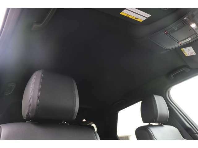 ヘッドライニング(エボニー )イオン空気清浄テクノロジー、4ゾーンクライメイトコントロール