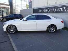 メルセデスならではの安心、確かな品質をお客様にご提供する、メルセデスの認定中古車