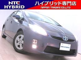 トヨタ プリウス 1.8 S LEDエディション 前期 純正ナビ Bluetooth LED Bカメ ETC