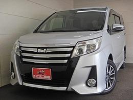 トヨタ ノア 2.0 Si 4WD ナビTV 後席モニター 7人乗り 16AW
