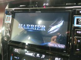 専用BIG-Xが装備されています!キレイな画面と多機能なナビでよりいっそうドライブが楽しめます♪