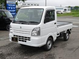 スズキ キャリイ 660 KCエアコン・パワステ 3方開 4WD パートタイム4WD