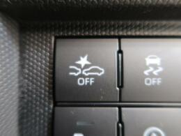 ●【衝突軽減ブレーキ】装備!車両に搭載されたレーダーやカメラにより、前方の車や歩行者・障害物などを感知しお知らせします☆その後ブレーキを踏むとアシストも作動します☆