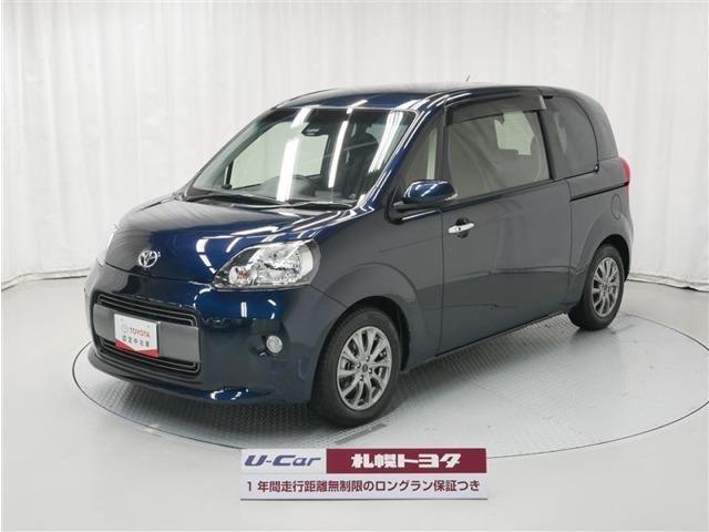 【2017年式】トヨタ ポルテ G 入庫しました!\(^o^)/