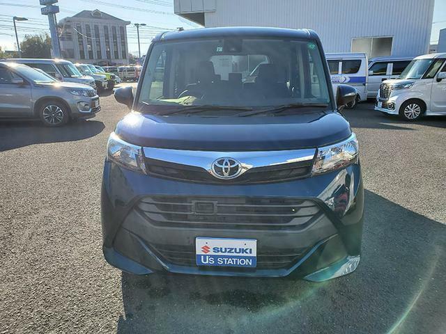 トヨタのコンパクトハイトワゴン「タンクカスタム X S」入荷しました♪スマートアシストやカーナビ等の付いたお得な一台となっております☆