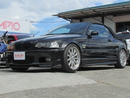 BMW 3シリーズカブリオレ 330Ci Mスポーツ ナビTV 18AW