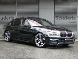 BMW 7シリーズ 740i Mスポーツ 禁煙車 サンルーフ パワートランク