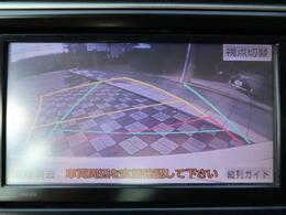 ●便利な【バックモニター】付で後方確認も安心です。駐車が苦手な方にもオススメな便利機能!