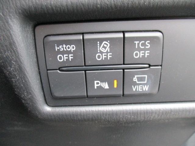 ■車線逸脱警報など、ドライバーを補助してくれる機能が付いております!安心して運転に集中できそうですね!