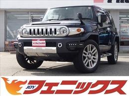 トヨタ FJクルーザー 4.0 4WD HDDナビ X-REAS 20AW