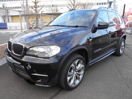 BMW X5 xドライブ 35d ブルーパフォーマンス 4WD ダイナミックスポーツPKG