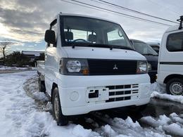 三菱 ミニキャブトラック 660 みのり 4WD エアコン パワステ 4wd