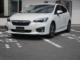 スバル インプレッサスポーツ 1.6 i-L アイサイト Sスタイル 元社用車
