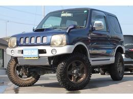 スズキ ジムニー 660 ワイルドウインド 4WD 5速MT リフトアップ