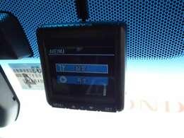 ドライブレコーダー付きですのでもしもの時も安心です!