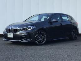 BMW 1シリーズ 118i Mスポーツ DCT ACC コンフォートP LED 弊社DC 禁煙車