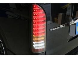 社外LEDテールでカッコ良さが増します!!!!