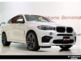 BMW X6 M 4.4 4WD 21インチAW サンルーフ カーボンインテリア
