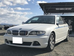 BMW 3シリーズクーペ 318Ci Mスポーツパッケージ