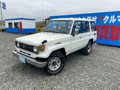 トヨタ ランドクルーザー70 の中古車 4.2 LX ディーゼル 4WD 北海道釧路郡釧路町 160.0万円