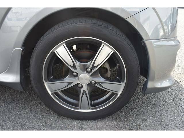 15インチアルミホイール付・タイヤサイズは155/60R15