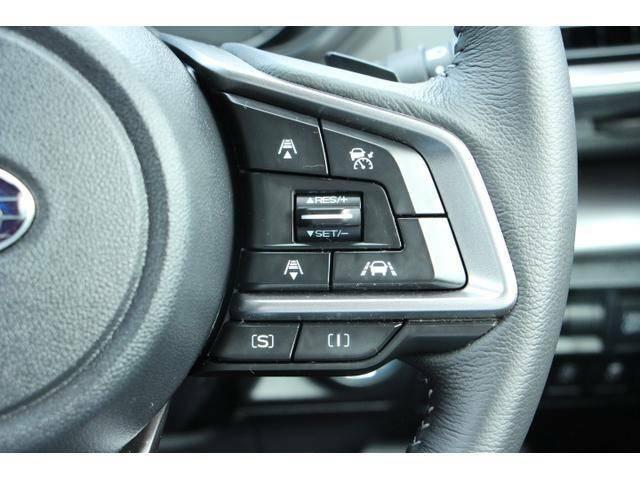 全車速追従機能付クルーズコントロール!先行車がいない時はセット車速で定速走行、先行車を検知すると一定の車間距離を保って追従走行します!ペダル操作のわずらわしさを軽減し快適で安全なドライブを提供します!