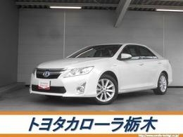 トヨタ カムリハイブリッド 2.5 Gパッケージ HDDナビ・バックモニター・ETC