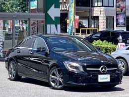 メルセデス・ベンツ CLAクラス CLA180 正規ディーラー車/禁煙車/メーカーナビ