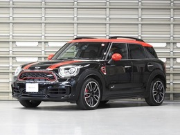 ミニ ミニクロスオーバー ジョン・クーパー・ワークス 4WD ACC 電動サンルーフ 認定中古車
