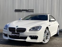 BMW 6シリーズグランクーペ 640i Mスポーツパッケージ 20ホイール LEDヘッドライト PDC