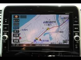 純正9インチSDナビゲーション搭載★フルセグ視聴やDVD再生・Bluetooth等機能も充実しております。