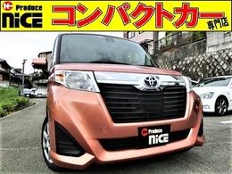 トヨタ ルーミー 1.0 G S クルコン・シートヒーター