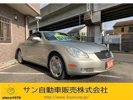 トヨタ ソアラ 4.3 430SCV ナビETC黒革電動シート タイベル交換歴有