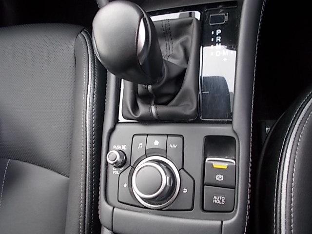 コマンダーコントロール!手元を見ることなく操れる位置に配置!シンプルで使いやすく機能を覚えやすいボタンです!マツダコネクトを使いこなそう!