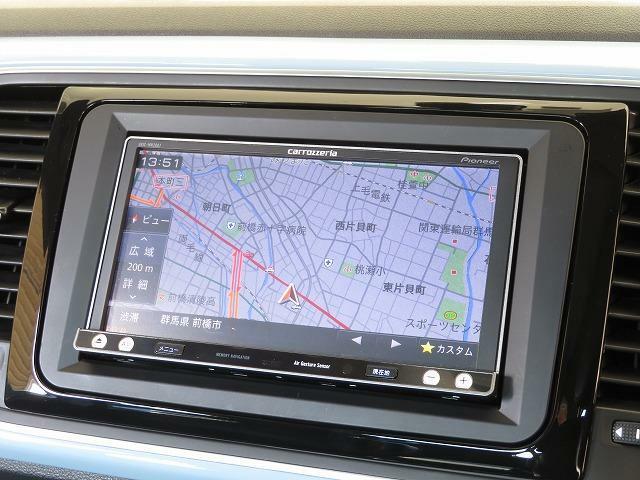 社外SDナビゲーションシステムです!