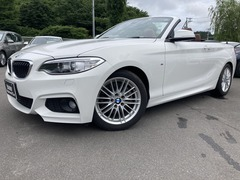 BMW 2シリーズカブリオレ の中古車 220i Mスポーツ 福島県いわき市 299.0万円