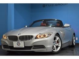 BMW Z4 sドライブ 35i 直6タ-ボ 電動OP 左H 赤革 Bカメラ 2年保証