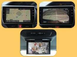 Z66Tトヨタ純正10インチTコネクトナビ!TVはフルセグ!ブルートゥース、CD、DVD、SDがお使いいただけます!バックモニター!後席モニター付!