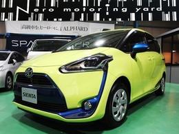トヨタ シエンタ 1.5 G LEDライト コンビカラー オプション