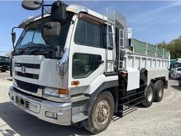 UDトラックス ビッグサム 10tダンプ 大型 10トン V8エンジン 荷台内寸510×220×580 中古トラックダンプ